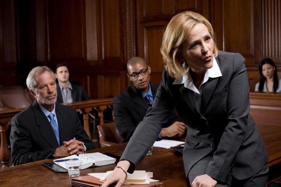 Women Lawyer